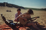 02 Rehearsing with Mosey on the Beach - Jamie Smith